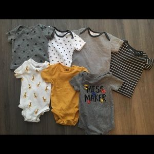 3-6M Gender neutral baby bundle